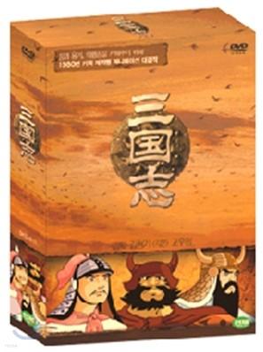 삼국지 박스세트 - 도원결의 + 관우의 오관돌파 (김청기 감독/고우영 각본)
