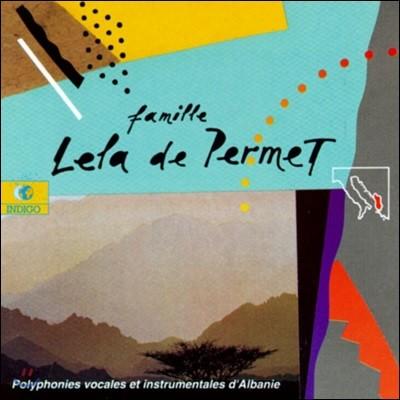 Albanie: Famille Lela De Permet - Polyphonies Vocales Et Instrumentales