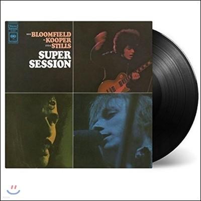Mike Bloomfield  / Al Kooper / Stephen Stills (마이크 블룸필드, 알 쿠퍼, 스티븐 스틸스) - Super Session [LP]