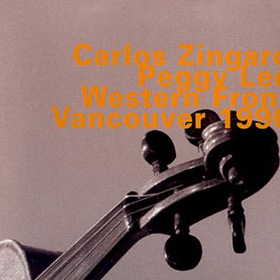 Carlos Zingaro & Peggy Lee - Western Front, Vancouver 1996