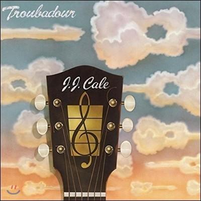 J.J. Cale (제이 제이 케일) - Troubadour [LP]