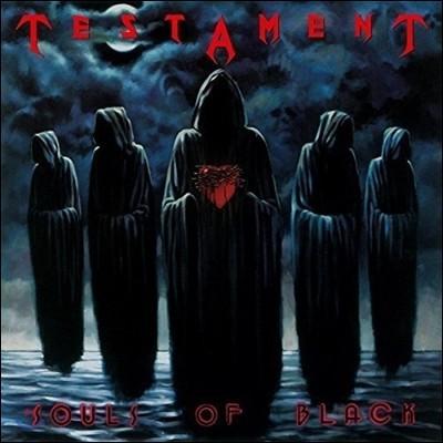 Testament (테스타먼트) - Souls Of Black [LP]