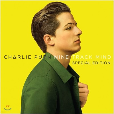 Charlie Puth (찰리 푸스) - Nine Track Mind (Korean Special Edition) [한국 독점 한정반]