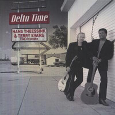 Hans Theessink/Terry Evans/Ry Cooder - Delta Time (Ltd. Ed)(180G)(LP)