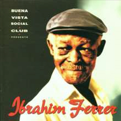 Ibrahim Ferrer - Buena Vista Social Club Presents (Gatefold)(180G)(2LP)