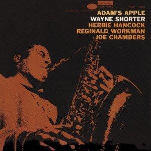 [중고 LP ] Wayne Shorter - Adam's Apple (미국반/ 2005년 프레싱)