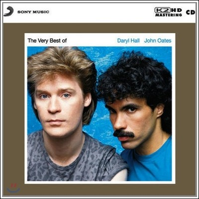 Hall & Oates (대릴 홀 & 존 오츠) - The Very Best Of Daryl Hall & John Oates (홀 앤 오츠 베리 베스트) [K2HD]
