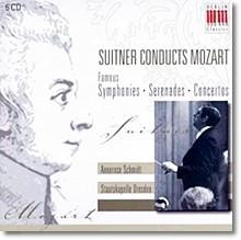 Mozart : Symphony No.28-41, Serenades, Piano Concerto No.19 & 21