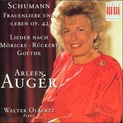 Arleen Auger 슈만: 가곡집 (Schumann : Frauenliebe Und Leben Lieder)
