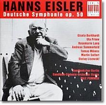 Hanns Eisler : German Symphony Op.50