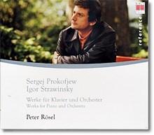 Prokofiev & Stravinsky : Piano Concerto