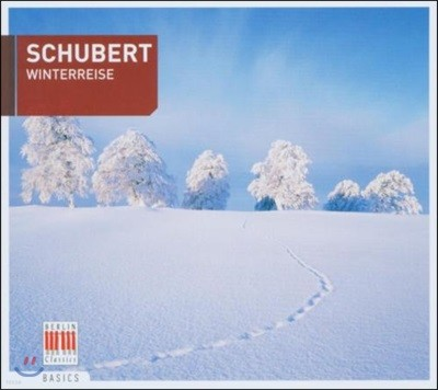 Siegfried Vogel 슈베르트: 겨울 나그네 (Schubert: Winterreise D.911)