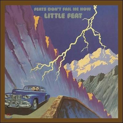Little Feat  (리틀 피트) - Feats Don't Fail Me Now [LP]
