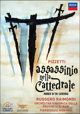 Ruggero Raimondi 일데브란도 피제티: 성당에서의 살인 (Pizzetti: Murder in the Cathedral)