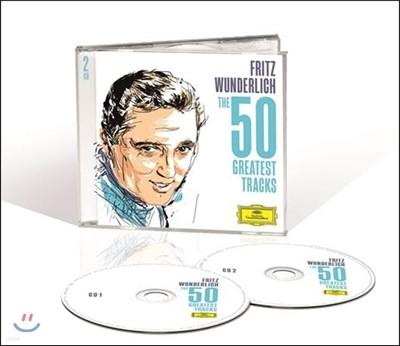Fritz Wunderlich 프리츠 분덜리히 - 위대한 녹음 50 (The 50 Greatest Tracks)