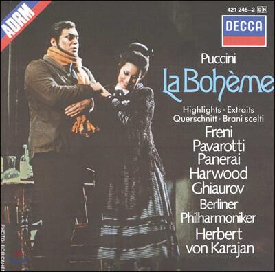 Luciano Pavarotti 푸치니: 라 보엠 하이라이트 (Puccini : La Boheme)