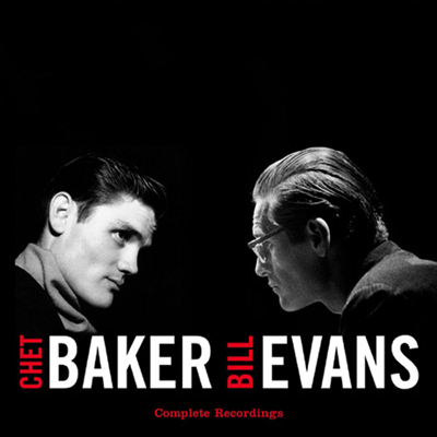 Chet Baker & Bill Evans - Complete Recordings (Ltd. Ed)(Gatefold)(180G)(2LP)