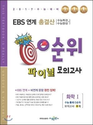 EBS 연계 총결산 0순위 파이널 모의고사 화학 1 (2016년)