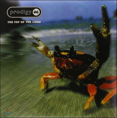 The Prodigy (프로디지) - The Fat Of The Land [2LP]