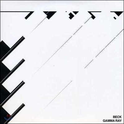 Beck (벡) - Gamma Ray / Bonfire Blondes [7' EP White Vinyl LP]