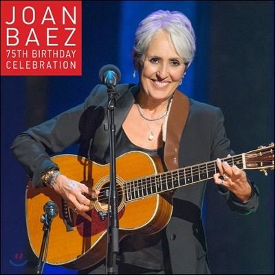 Joan Baez (조안 바에즈) - 75th Birthday Celebration (75세 생일 축하 기념 라이브 앨범) [2CD]