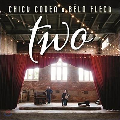 Chick Corea & Bela Fleck (칙 코리아 & 벨라 플렉) - Two [3LP]