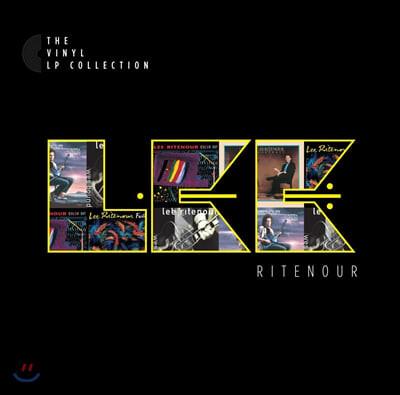 Lee Ritenour (리 릿나워) - The Vinyl LP Collection [5LP 박스세트]