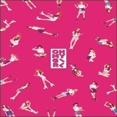 오마이걸 (Oh My Girl) / Pink Ocean (3rd Mini Album/미개봉)