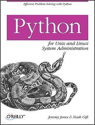 Python for Unix and Linux Systems Administration