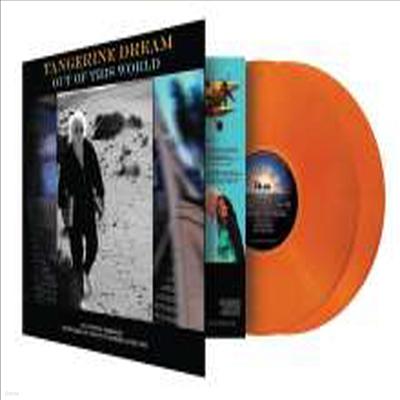 Tangerine Dream - Out Of This World (Ltd. Ed)(Gatefold)(Colored Vinyl)(2LP)
