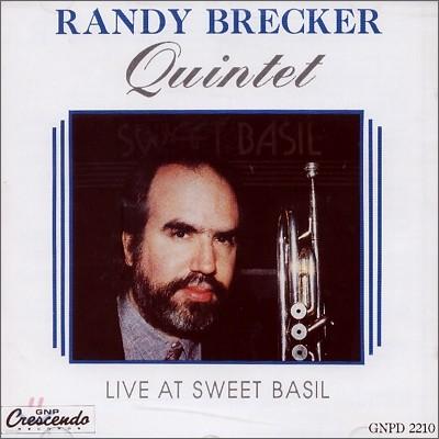 Randy Brecker - Live At Sweet Basil