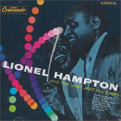Lionel Hampton - Just Jazz All Stars