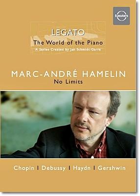 Marc Andre Hamelin 피아노의 세계 2집 (Legato - The World Of The Piano Vol.2) 마르크 앙드레 아믈랭