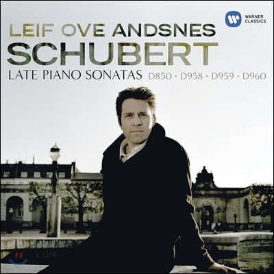 Leif Ove Andsnes 슈베르트: 후기 피아노 소나타 (Schubert: Late Piano Sonatas) 안스네스
