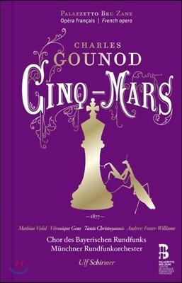 Ulf Schirmer 샤를 구노: 오페라 '생 마르' [1877년 판본] (Charles Gounod: Cinq-Mars) 마티아스 비달, 베로니크 장, 울프 쉬머