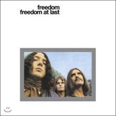 Freedom (프리덤) - At Last [LP]