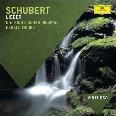 Dietrich Fischer-Dieskau 슈베르트: 가곡집 - 송어, 보리수, 마왕, 세레나데 외 (Schubert: Lieder - Die Forelle, Der Lindenbaum, An Sylvia, Erlkonig) 디트리히 피셔디스카우, 제랄드 무어