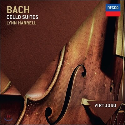 Lynn Harrell 바흐: 무반주 첼로 모음곡 전곡 BWV1007-1012 (J.S. Bach: Cello Suites) 린 해럴