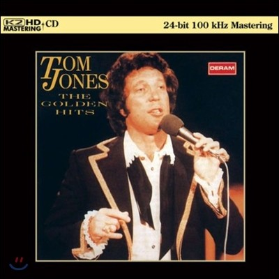 Tom Jones (톰 존스) - The Golden Hits [K2HD]