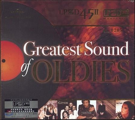 Greatest Sound of Oldies (그레이티스트 사운드 오브 올디스) [LPCD45 II]