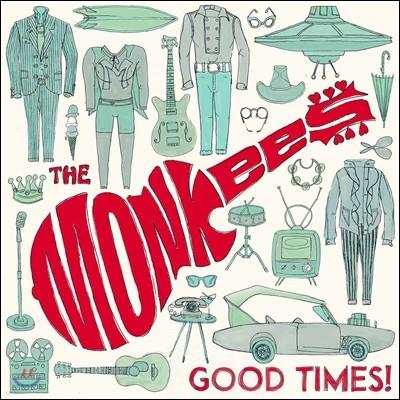 The Monkees (몽키스) - Good Times! [결성 50주년 기념 베스트 앨범]