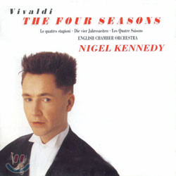 Vivaldi : The Four Seasons : Nigel Kennedy