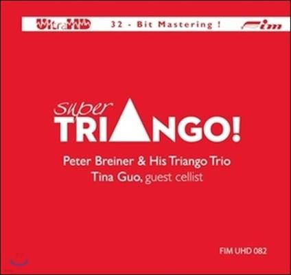 Peter Breiner & His Triango Trio (피터 브라이너 & 트라이앙고 트리오) - Super Triango! (수퍼 트라이앙고) [Ultra HDCD]