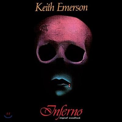 인페르노 영화음악 (Inferno OST by Keith Emerson) [레드 컬러 바이닐 LP]