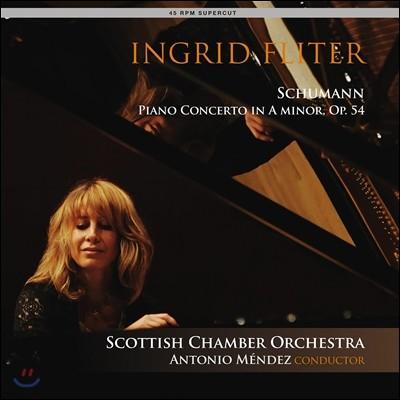 Ingrid Fliter 슈만: 피아노 협주곡 (Schumann: Piano Concerto) 잉그리드 플리터 [LP]