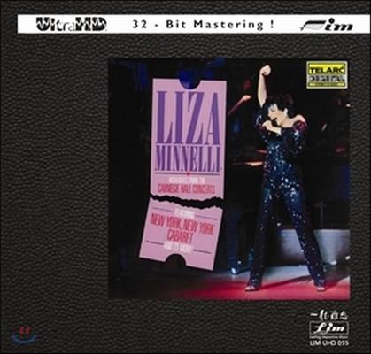 Liza Minnelli (라이자 미넬리) - Highlights From The Carnege Hall Concerts (카네기홀 콘서트 하이라이트) [Ultra HDCD]
