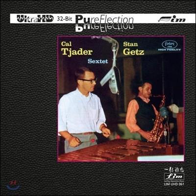 Cal Tjader & Stan Getz Sextet (칼 제이더 & 스탄 게츠 섹스텟) [Ultra HDCD Limited Edition]