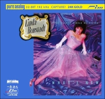 Linda Ronstadt (린다 론스타트) - What's New [24K Gold CD]