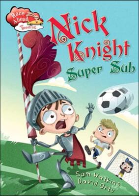 The Race Ahead With Reading: Nick Knight Super Sub