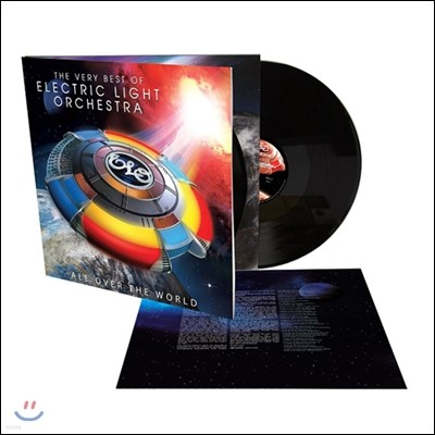 Electric Light Orchestra (일렉트릭 라이트 오케스트라) - All Over The World: The Very Best Of Electric Light Orchestra [2LP]